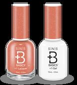 SNS Basics 1+1 Duo .5 oz - #B142 (PF90)