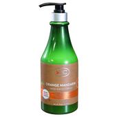 TSC Spa Organic Hand & Body Cream - Orange Mandarin 30 oz