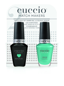Cuccio Match Makers - #CCMM-1254 Aquaholic