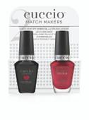 Cuccio Match Makers - #CCMM-1267 3,2,1 Kiss