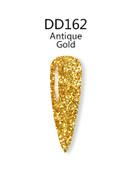 iGel Dip & Dap Powder 2oz - DD162 Antique Gold