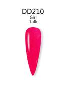 iGel Dip & Dap Powder 2oz - DD210 Girl Talk