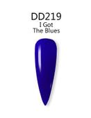 iGel Dip & Dap Powder 2oz - DD219 I Got The Blues