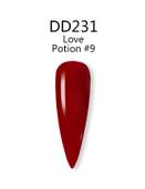iGel Dip & Dap Powder 2oz - DD231 Love Potion #9