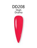 iGel 3in1 (GEL+LACQUER+DIP) - DD208 High Drama