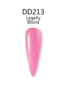 iGel 3in1 (GEL+LACQUER+DIP) - DD213 Legally Blond