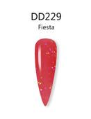 iGel 3in1 (GEL+LACQUER+DIP) - DD229 Fiesta