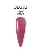 iGel 3in1 (GEL+LACQUER+DIP) - DD232 Love Affair