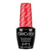 OPI GelColor (BLK) - #GCC13 - Coca Cola Red