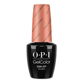 OPI GelColor (BLK) - #GCH65 - That's Hularious!