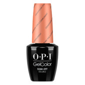 OPI GelColor (BLK) - #GCN58 - Crawfishing For a Compliment