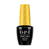 OPI GelColor (BLK) - #GCW56 - Never a Dulles Moment