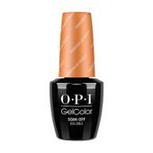 OPI GelColor (BLK) - #GCW59 - Freedom Of Peach