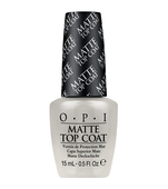 OPI Lacquer - #NTT35 - Matte Top Coat .5 oz