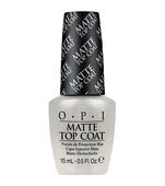 OPI Lacquer - #NTT35 - Matte Top Coat .5 oz