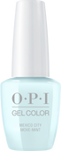 OPI GelColor - #GCM83 Mexico City Move-mint - Mexico City Collection .5 oz