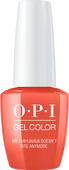 OPI GelColor - #GCM89 My Chihuahua Doesn?t Bite Anymore??? - Mexico City Collection .5 oz