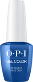 OPI GelColor - #GCM92 Mi Casa Es Blue Casa - Mexico City Collection .5 oz