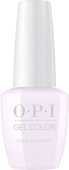 OPI GelColor - #GCM94 Hue is the Artist? - Mexico City Collection .5 oz