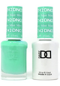 DND Duo Gel - #742 MINTY MINT