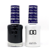 DND Duo Gel - #763 ULTRA VIOLET
