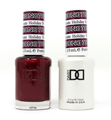 DND Duo Gel - #773 HOLIDAY POMEGRANATE