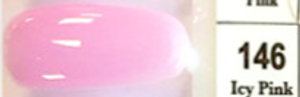 DND DC Duo Gel - #146 ICY PINK