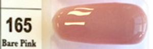 DND DC Duo Gel - #165 BARE PINK