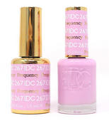 DND DC Duo Gel - #267 Frequency