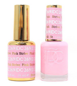 DND DC Duo Gel - #269 Pink Strive