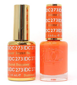 DND DC Duo Gel - #273 Burnt Summer