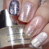 Nail Art Glitter 1oz #001