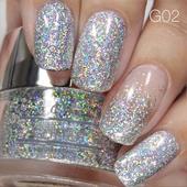 Nail Art Glitter 1oz #002