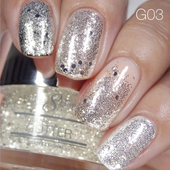Nail Art Glitter 1oz #003