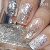 Nail Art Glitter 1oz #004