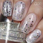 Nail Art Glitter 1oz #005