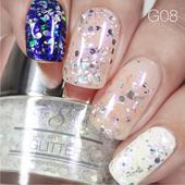Nail Art Glitter 1oz #008