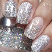 Nail Art Glitter 1oz #010