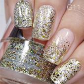 Nail Art Glitter 1oz #011