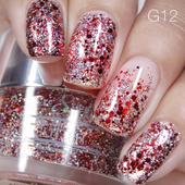 Nail Art Glitter 1oz #012