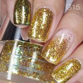 Nail Art Glitter 1oz #015