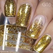 Nail Art Glitter 1oz #016