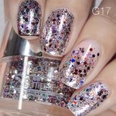 Nail Art Glitter 1oz #017