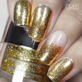 Nail Art Glitter 1oz #045