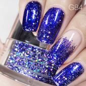 Nail Art Glitter 1oz #084