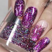 Nail Art Glitter 1oz #086