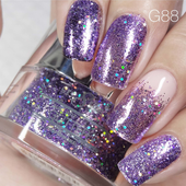 Nail Art Glitter 1oz #088