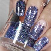 Nail Art Glitter 1oz #091