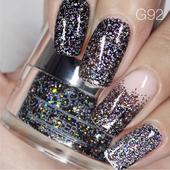 Nail Art Glitter 1oz #092