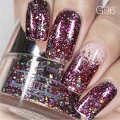 Nail Art Glitter 1oz #096